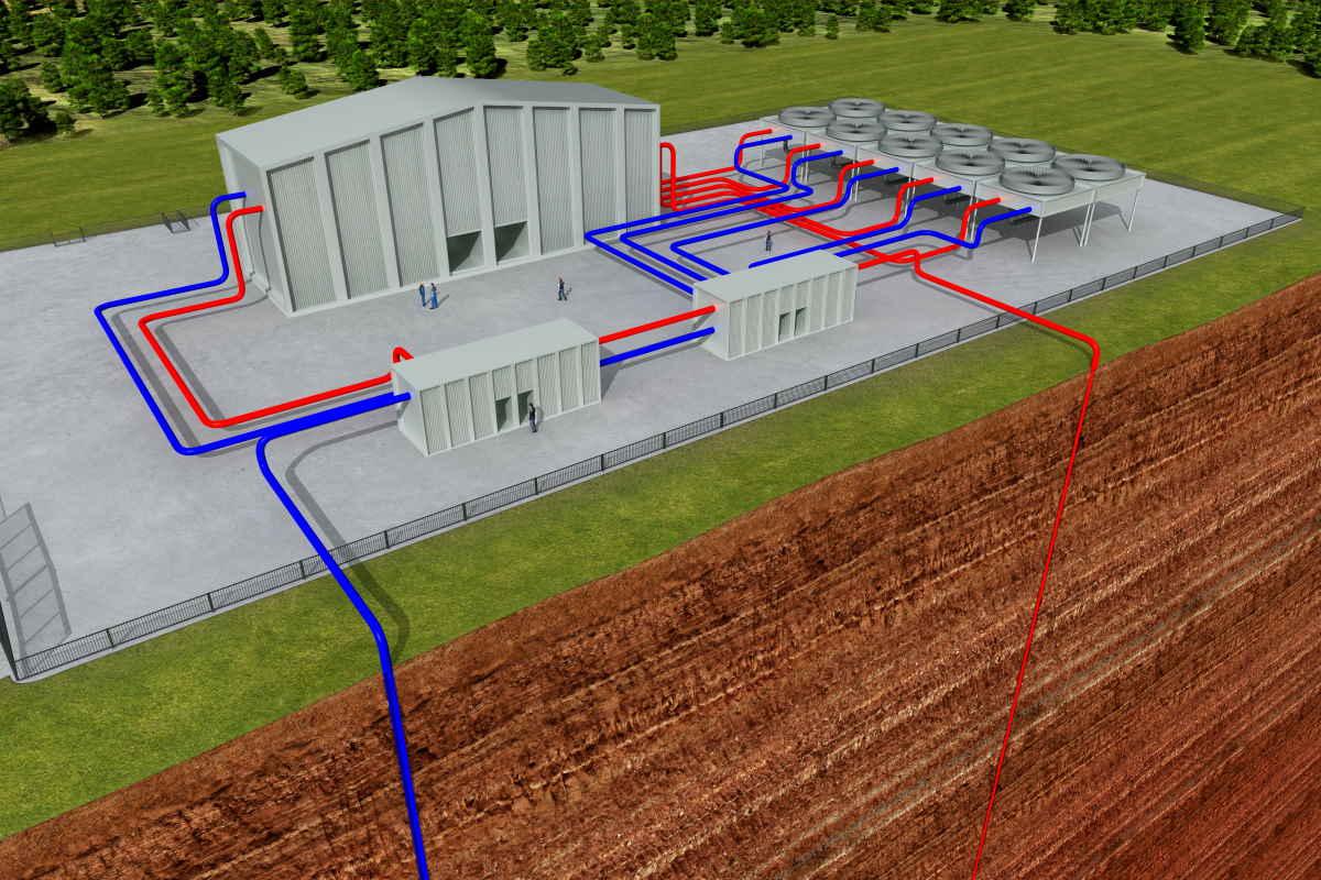 Geothermie - Helmut Grötschel - Heizung, Sanitär, Solar