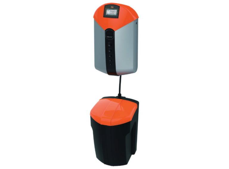 Wasserenthärtung intelligent und vollautomatisch NUR bei JUDO